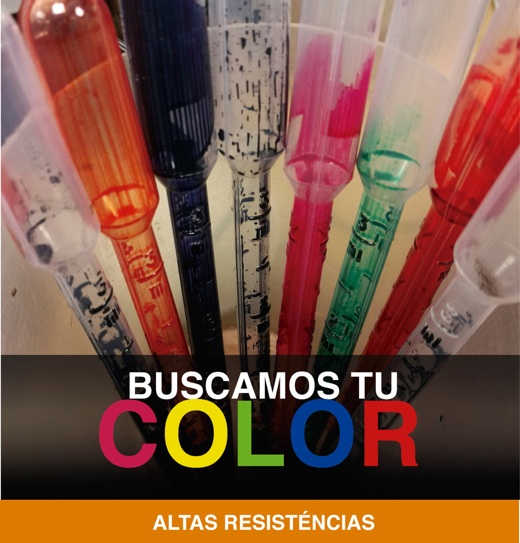 Buscamos tu color